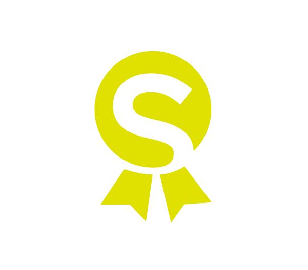 Auszeichnugs Symobol für Top Standorte im SMATRICS EnBW Netz