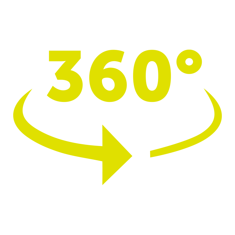 360 Grad Icon