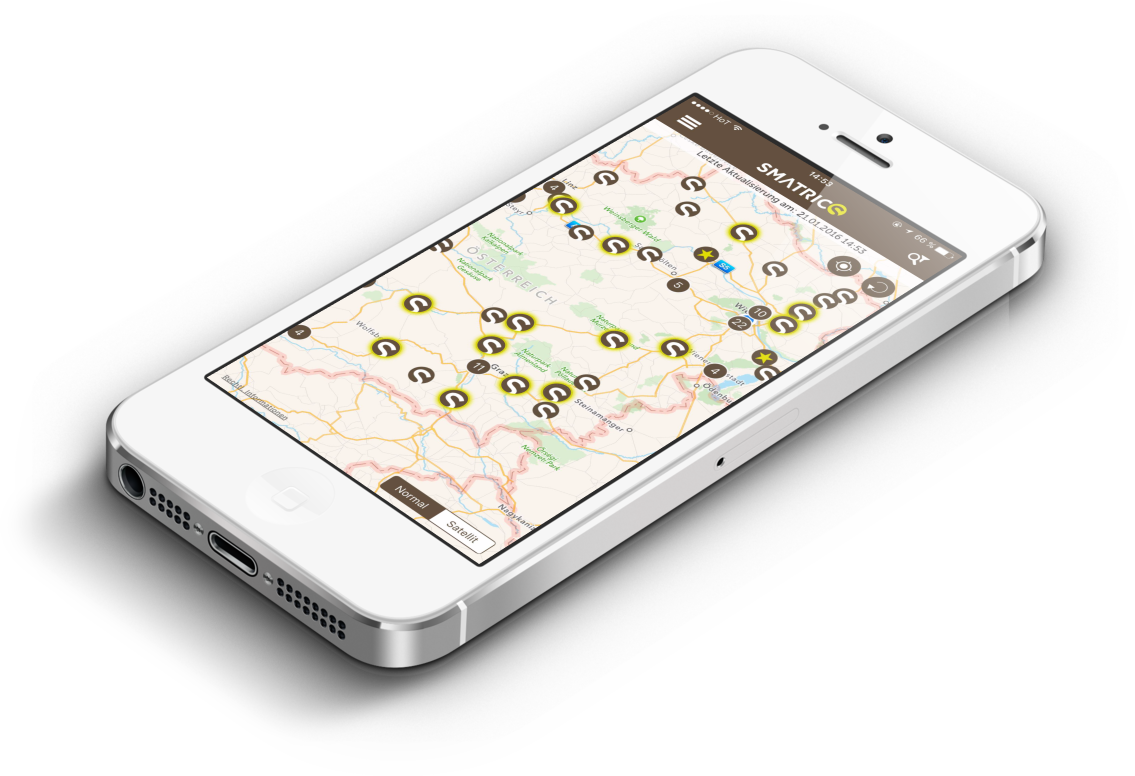 smatrics mobile app