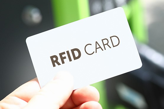 SMATRICS RFID Card