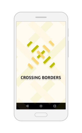 "App ""crossing borders"""