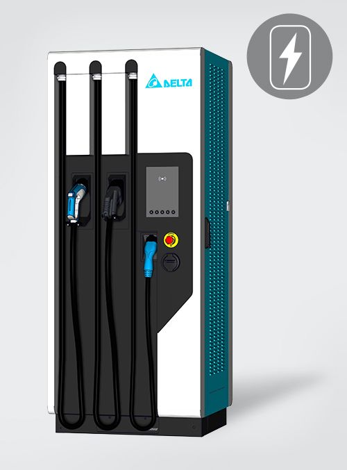 Delta Charger HP