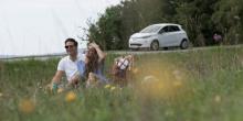 Sommer Urlaub Elektromobilität